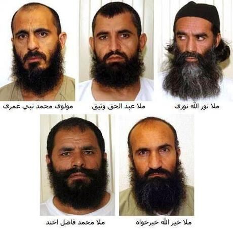 GITMO 5 release now top ISIS commander