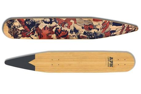 Harry Tennant 43 Cruiser Skateboard