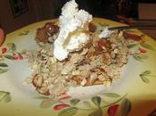 Simple Fall Dessert: Apple Pear Crisp!