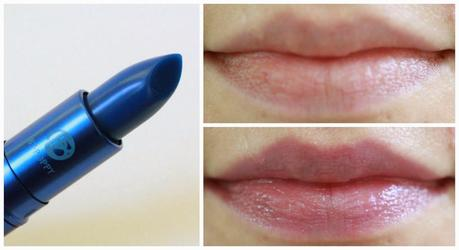 Lipstick queen frog prince swatch