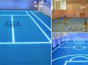 Unusual Amazing Basketball Courts