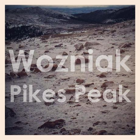 EP Review - Wozniak - Pikes Peak EP