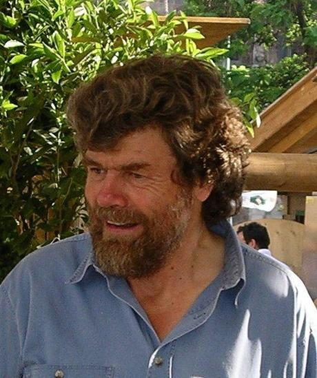 Reinhold Messner Interviewed on the Eve of his 70th Birthday
