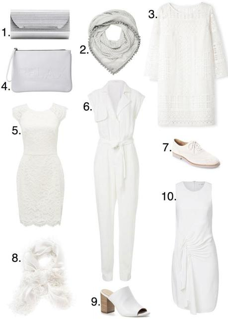 Diner en blanc shopping guide