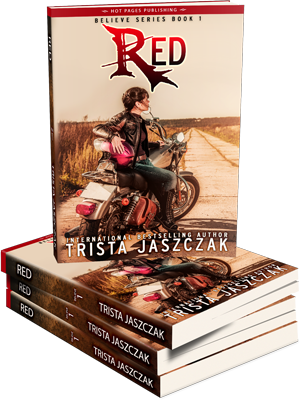 Red by Trista Jaszczak: Spotlight with Excerpt