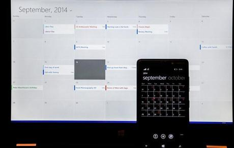 Windows 8 and Windows phone calendar synchronization