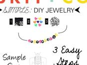 Brit Contest Entry: Party Necklaces!