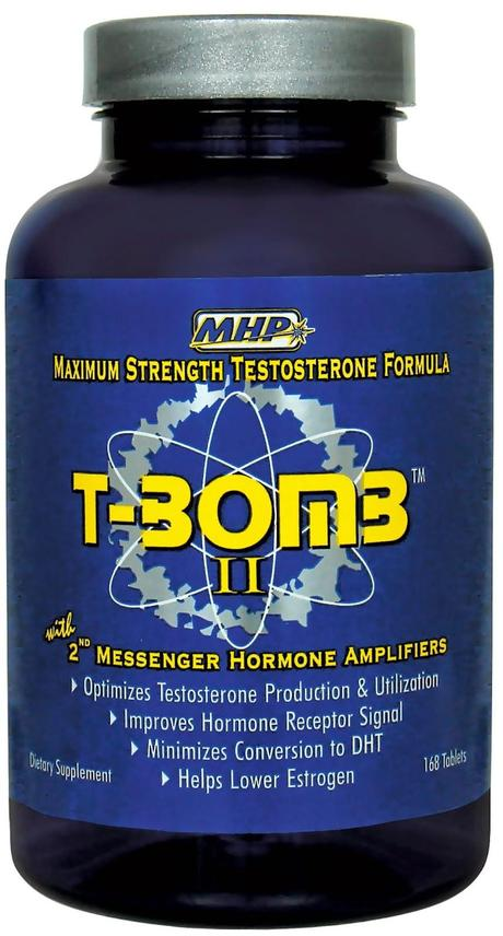 MHP T-Bomb II Review: Is It The Best Testosterone Booster?