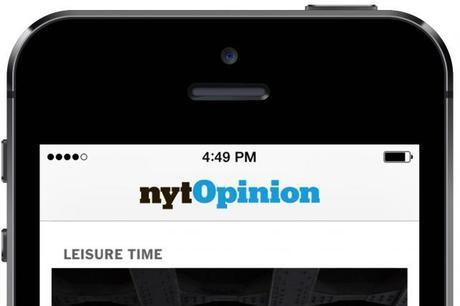 Longform and iPhone app: strange bedfellows?