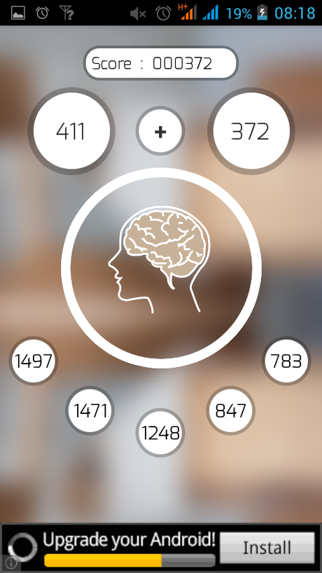 Test your counting skills with Branifyd game for Android