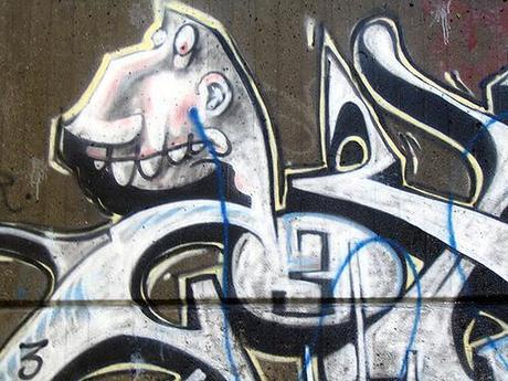 Shrine of the Triceratops: A Graffiti Primer