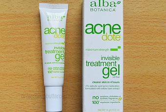 Product Review: Alba Botanica Acnedote Invisible Treatment