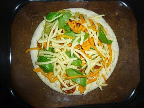 My 23p Gourmet Pizza