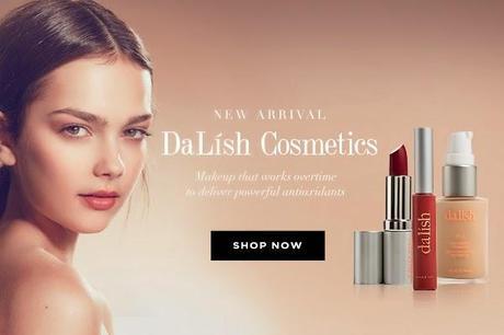 Shopping: Da Lish Cosmetics