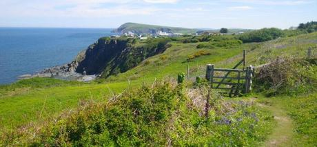 Pembrokeshire Coast Path National Trail Wales