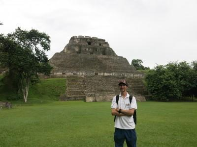 belmopan backpacking xunantunich