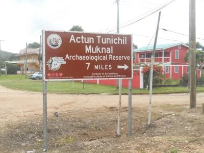 Actun Tunichil Muknal is only 7 miles from Teakettle.