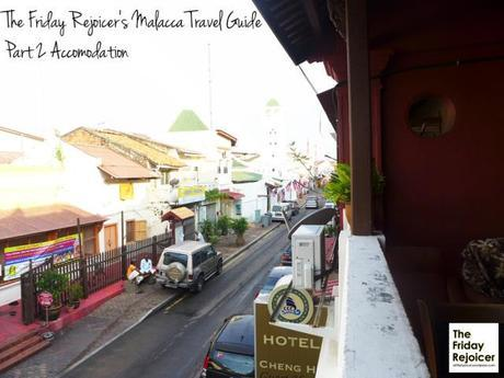Hostel Exterior TFRThe Friday Rejoicer's Malacca Travel Guide Part 2 Accomodation