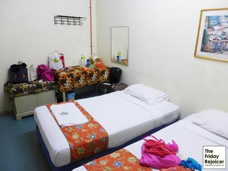 Twin ensuite room TFR2