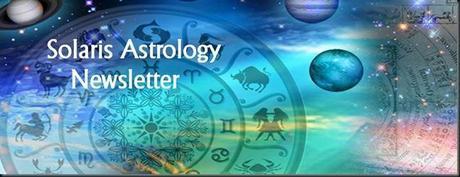 Solaris Astrology Newsletter for 16th September 2014
