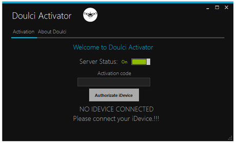 Doulci Activator Released for Download | Bypass iCloud Activation Screen for Free
