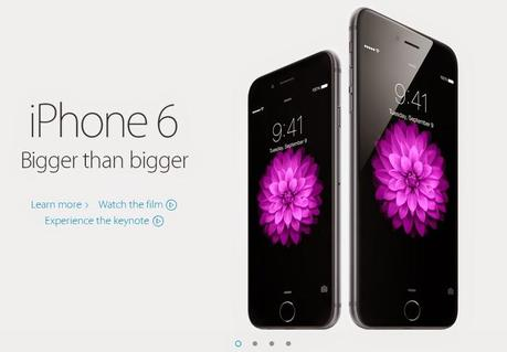 iPhone 6 Plus iPhone 6 | Apple Products 2014