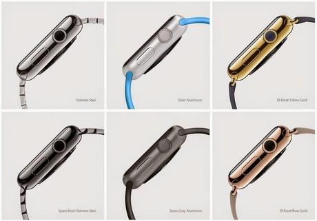 Apple Watch Features and Designs | Apple Product 2014