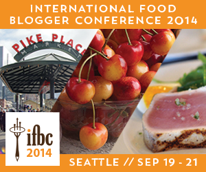 International Food Blogger Conference 2014 Seattle