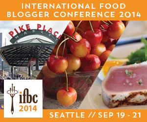 International Food Blogger Conference 2014 Seattle