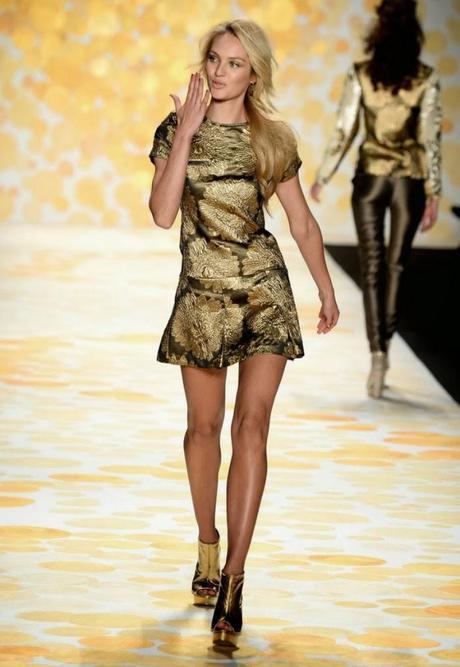2014 Louboutins and Love Fashion Blog New York FashionFall Fashion Gold Rush