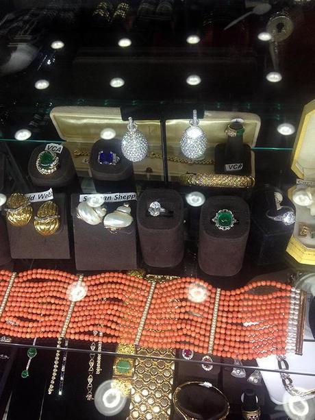 Steve Fishman Antique and Estate Jewelry
