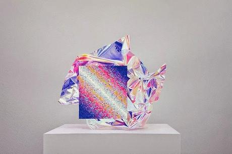 paper arts | rearranged photographs