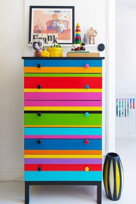 Ideas For Refinishing Ikea Furniture ~ IKEA TARVA Cabinet in 5 Creative Ways…  Paperblog