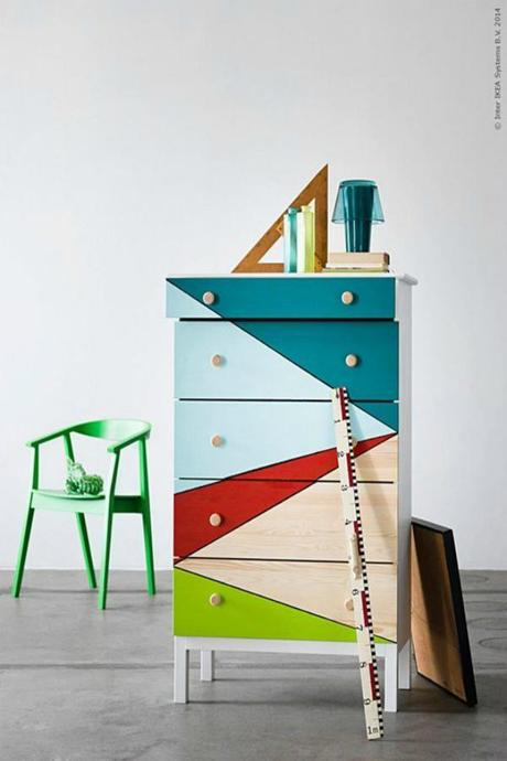 Poang Rocking Chair From Ikea ~ IKEA TARVA Cabinet in 5 Creative Ways…  Paperblog
