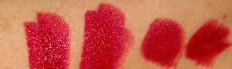 Playboy Makeup Perfect Kiss Intense Lipstick Playboy Red Swatches