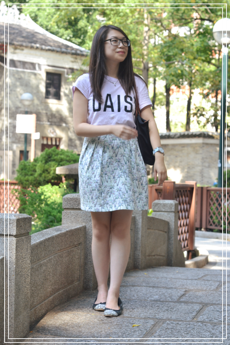 Daisybutter - UK Fashion and Lifestyle Blog: AW14, what i wore, hong kong fashion blogger