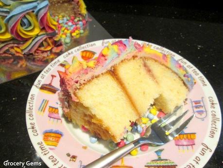 Frozen cake decoration asda kudoki for frozen cake asda images sciox Images