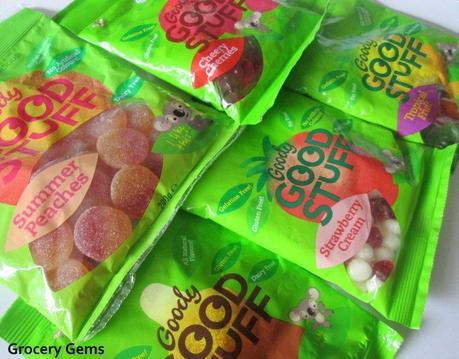 Review: Goody Good Stuff - Vegetarian Sweets
