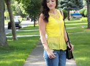 Outfit: They Call Mellow Yellow