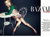 Kate Bosworth Bazaar Singapore Shoot