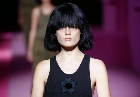 No Makeup for Marc Jacobs Models at New York Fashion Week!