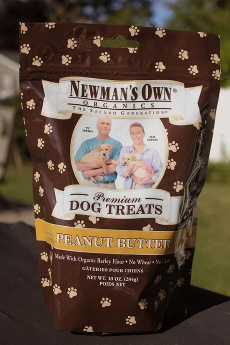 Newman's Own Organics Dog Treats Review