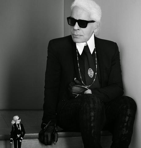 Shout Out Of The Day: Barbie Lagerfeld Set To Launch On NET-A-PORTER.COM