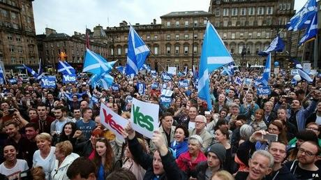 SCOTLAND WANTS TO REWRITE HISTORY: GUN DEID LEAT!