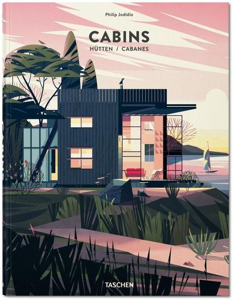 Cabins monograph published by Taschen