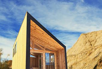 Modern Prefab Cabins For California State Parks Paperblog