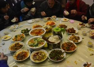 Traditional Chinese Meal, Why do people travel, Food tourism