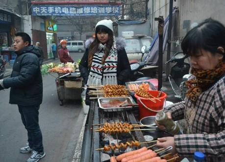 Nanchang Alley Xian, Why do people travel, Food tourism