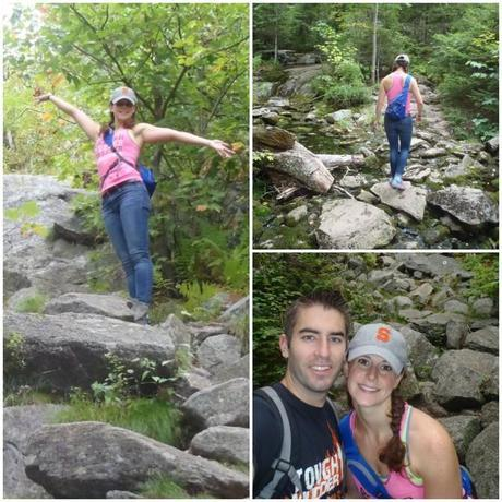 Hiking 1 via Fitful Focus
