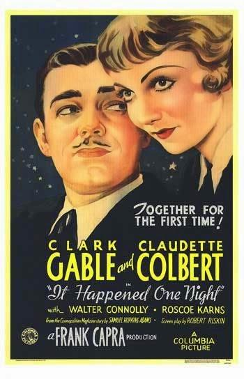 #1,489. It Happened One Night  (1934)